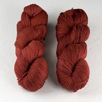 Malabrigo, Sock // Boticelli Red (801)