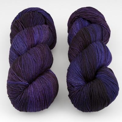 Malabrigo, Sock // Dewberry (141)