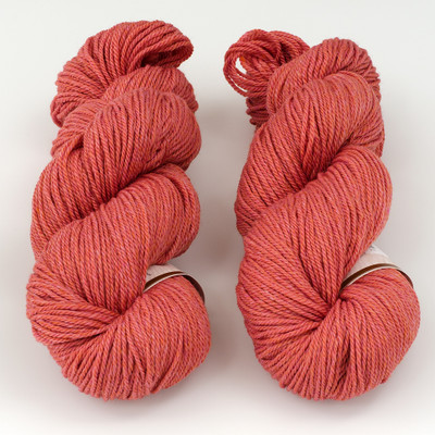 Stonehedge Fiber Mill, Shepherd's Wool Worsted // Antique Rose