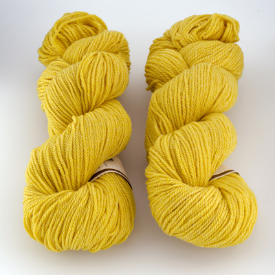 Stonehedge Fiber Mill, Shepherd's Wool Worsted // Buttercup