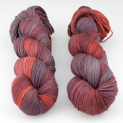 Fibernymph Dye Works, Bounce // Bloodlust