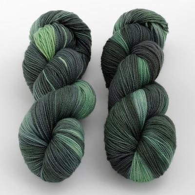 Fibernymph Dye Works, Bounce // Brigid's Cloak