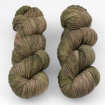 Fibernymph Dye Works, Bounce // Woodsman