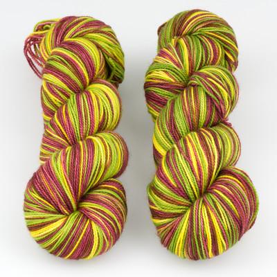 Fibernymph Dye Works, Self Striping // Doubletap