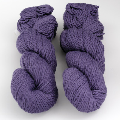 Blue Sky Fibers, Worsted Cotton // (603) Thistle