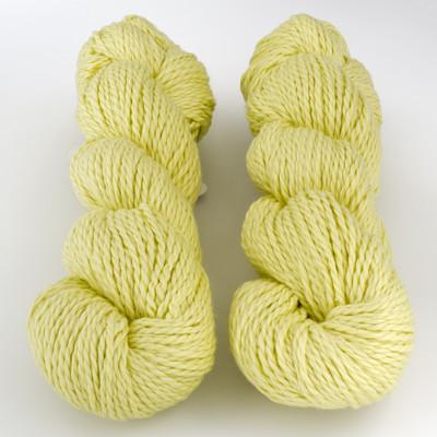 Blue Sky Fibers, Worsted Cotton // (608) Lemonade