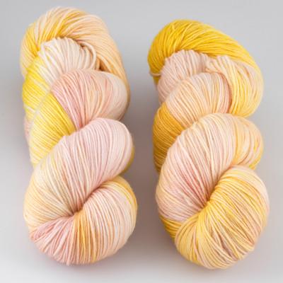 JulieSpins, MCN 430 // Citrus Sorbet