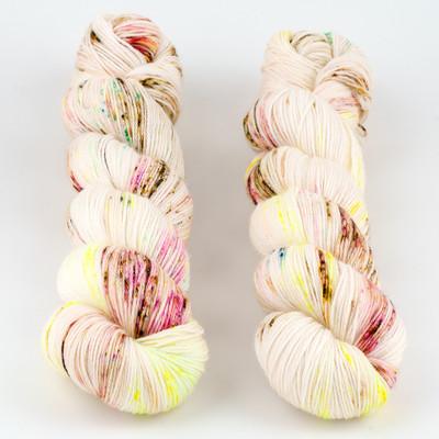 Hedgehog Fibres, Sock Yarn // Crybaby