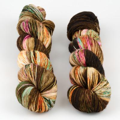 Hedgehog Fibres, Sock Yarn // Beetle