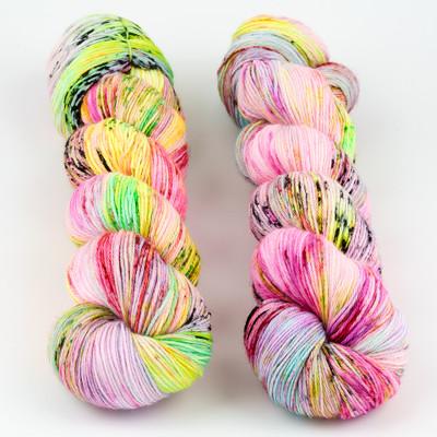 Hedgehog Fibres, Sock Yarn // Bijou