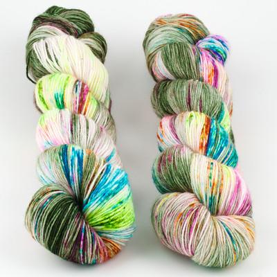 Hedgehog Fibres, Sock Yarn // DRK