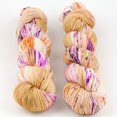 Hedgehog Fibres, Sock Yarn // Harvest