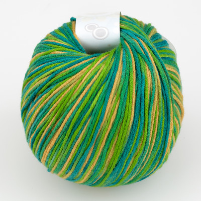 Universal Yarn, Bamboo Pop // Golden Seas x (203)