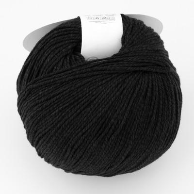 Universal Yarn, Bamboo Pop // Black (112)