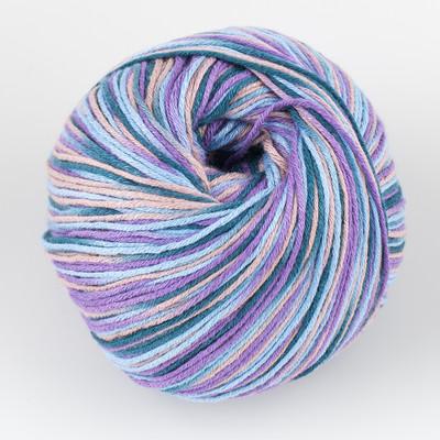 Universal Yarn, Bamboo Pop // Blueberry Swirl (221)