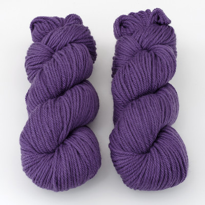 Cascade, 220 Superwash Aran // 1989 Royal Purple