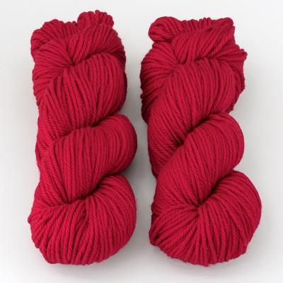 Cascade, 220 Superwash Aran // 809 Really Red