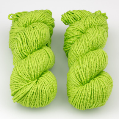 Cascade, 220 Superwash Aran // 240 Jasmine Green