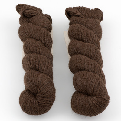 Illimani Yarn, Baby Llama // Chocolate (CO)