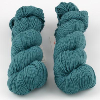 Rosy Green Wool, Cheeky Merino Joy // Sea Green Melange (250)