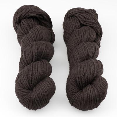 Rosy Green Wool, Big Merino Hug // Coffee Bean x (056)