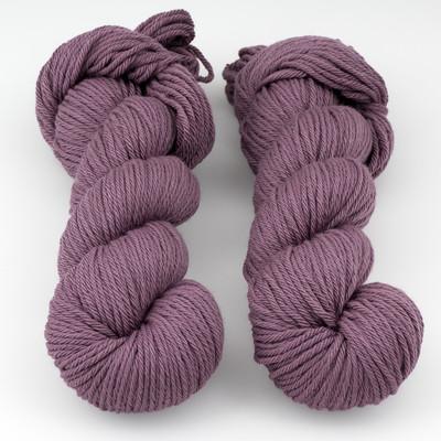 Rosy Green Wool, Big Merino Hug // Wild Mallow (057)