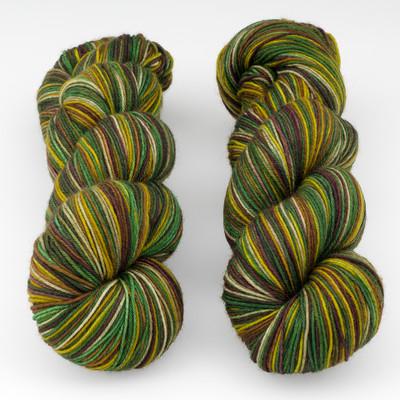 Fresh from the Cauldron, Schoodic Sock // Sherwood Forest