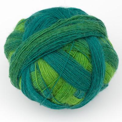 Skacel, Zauberball Lace Ball 100 // 2168 Evergreen