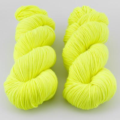 Knerd String, Fingering Weight // Glowstick