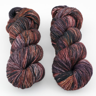Into the Whirled, Dresden DK Kettle Dyed // Heirloom Ornamental