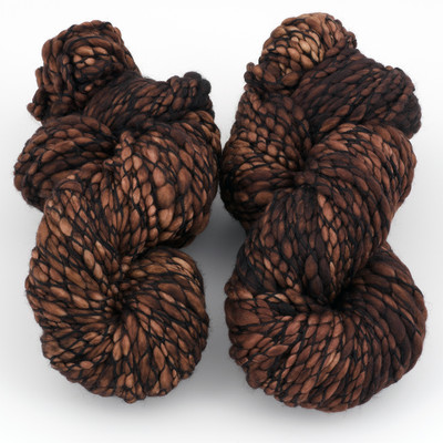 Malabrigo, Caracol // 161 Rich Chocolate