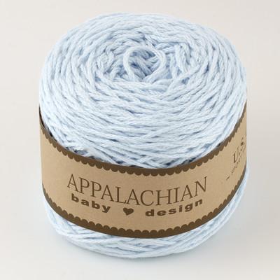 Appalachian Baby Design, Organic Cotton // Sky Blue (194 yds)