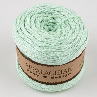 Appalachian Baby Design, Organic Cotton // Spring Green (194 yards)