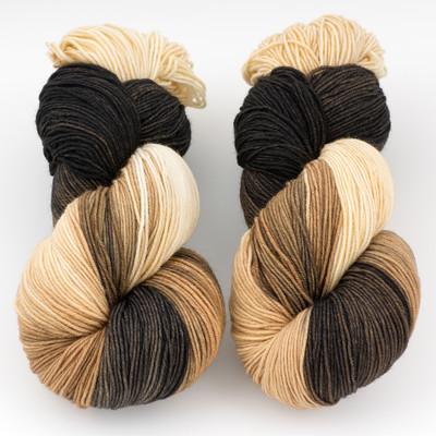 Ancient Arts Fibre Crafts, Heavy Fingering Yarn // German Shepherd