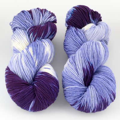 Ancient Arts Fibre Crafts, Heavy Fingering Yarn // Cheshire Cat