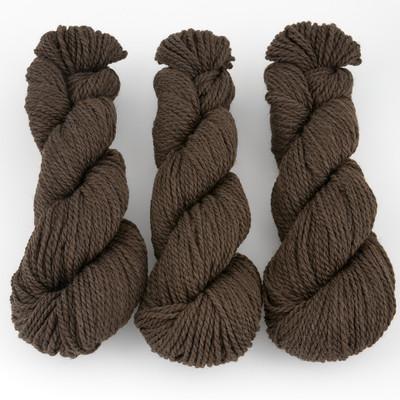 Blue Sky Fibers, Woolstok // 1313 Dark Chocolate