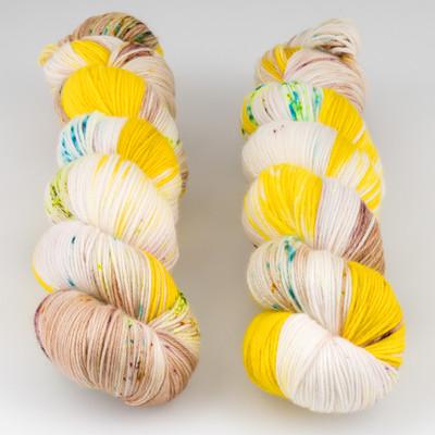 Qing Fibre, Super Soft Sock // Balala