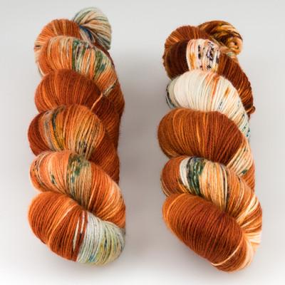 Qing Fibre, Super Soft Sock // Nest
