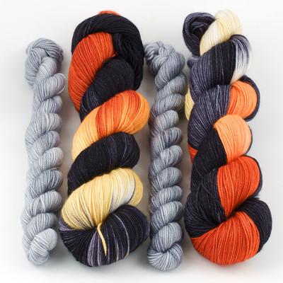 Dream in Color, Sock-It Club // November