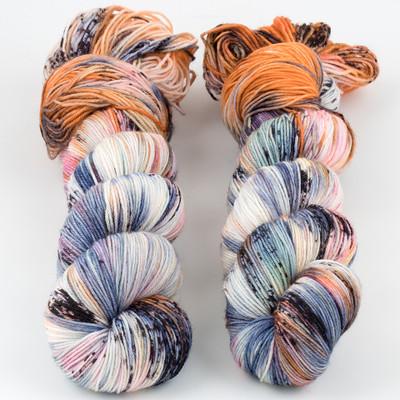 Brediculous Yarns, Addy Socks // Rock Candy