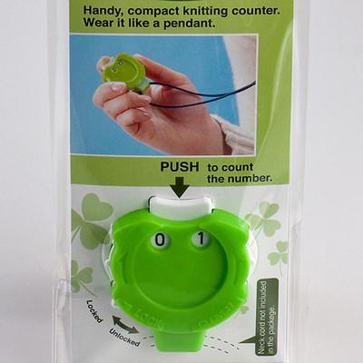 Clover Green Knitting Counter (3118)
