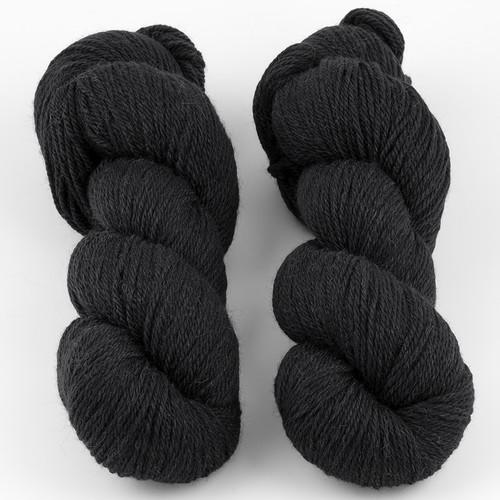 Walcot Yarns, Opus // Charcoal at  The Loopy Ewe