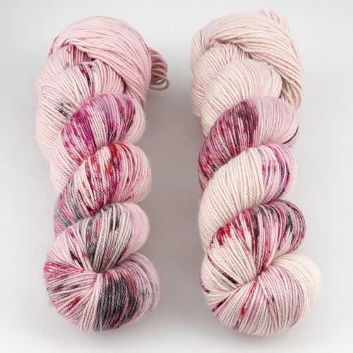 Dream in Color, Smooshy with Cashmere // 19th! at  The Loopy Ewe