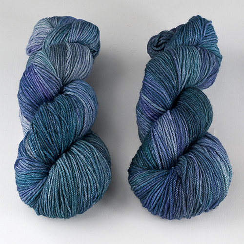 Malabrigo, Arroyo // Azules at  The Loopy Ewe