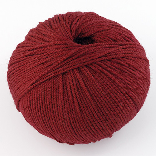 Cascade, 220 Superwash // 1922 Christmas Red Heather at  The Loopy Ewe