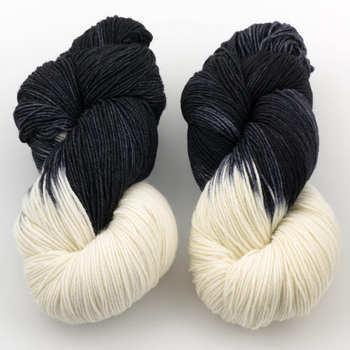 Ancient Arts Fibre Crafts, Heavy Fingering Yarn // Border Collie at  The Loopy Ewe
