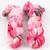 Brediculous Yarns, Addy Socks // Rose Petals at  The Loopy Ewe