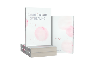 Sacred Space Of Healing (Trauma Journal)