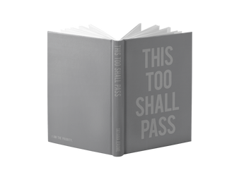 This Too Shall Pass (Depression Journal)