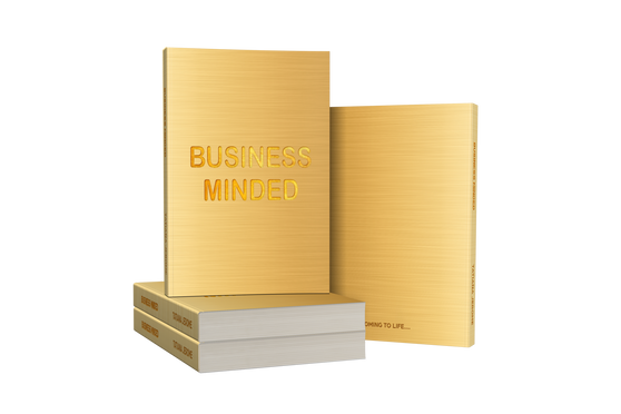 BUSINESS MINDED JOURNAL (STARTING A BUSINESS JOURNAL)